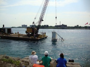 Deploying vivace in river 2010